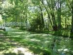 Au parc du domaine Maizerets