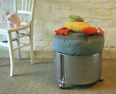 pouf-tambour-inox-machine