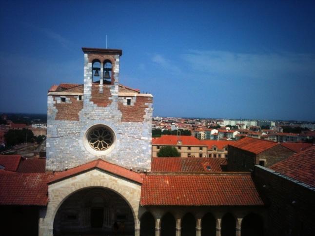 Le Palais de Rois de Majorque à Perpignan