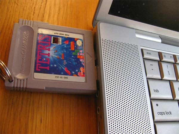 Clé USB jeu de GameBoy
