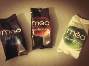 Échantillon gratuit Cafés Méo