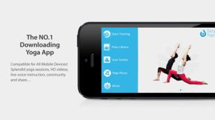 Application gratuite Daily Yoga