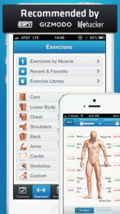 Appli gratuite Fitness Buddy