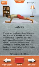 5 minutes fitness maison