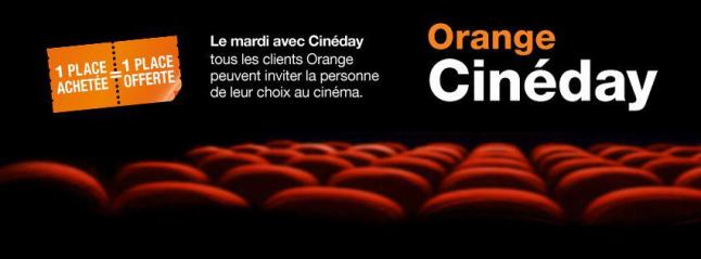 Orange Ciné Day