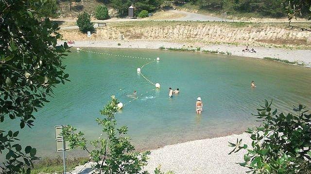 Lac de Cavayère