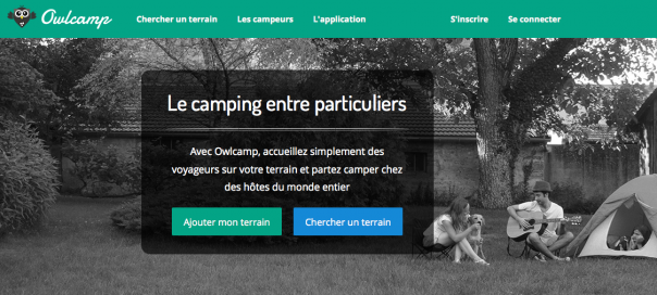 Owlcamp, le camping entre particuliers