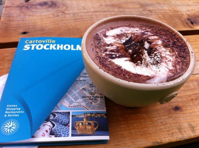 Bon plan café Stockholm : le Chokladkoppen