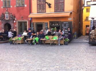 Chokladkoppen Gamla Stan Stockholm
