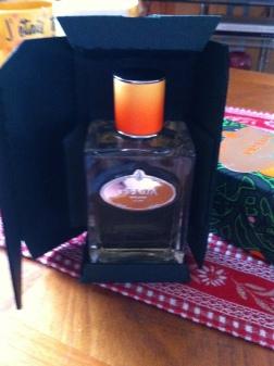 Parfum Prada fleur d'oranger pas cher
