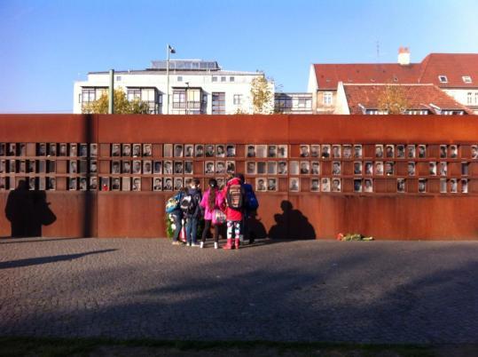 Mémorial du Mur de Berlin gratuit