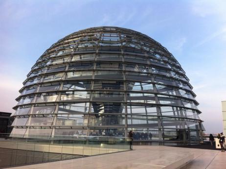 Visite Reichstag coupole panoramique Berlin gratuit