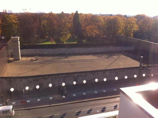 Mémorial du Mur gratuit Berlin