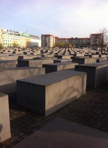 Mémorial Holocauste Berlin