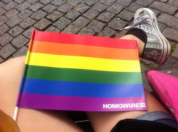 Pride Copenhague
