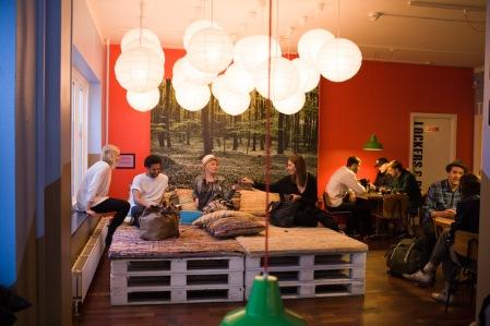 Auberge de jeunesse Copenhague